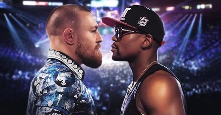 Floyd Mayweather Jr. vs. Conor McGregor-2