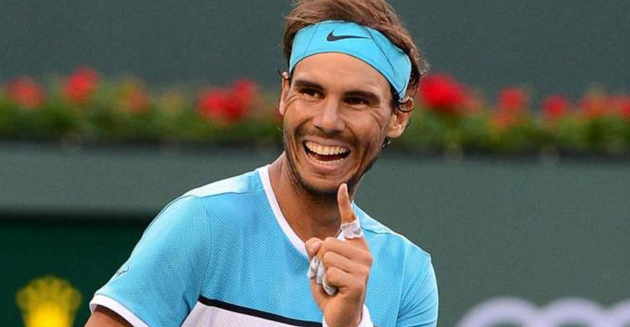 Nadal beats Ramos and moves to the quarter finals!